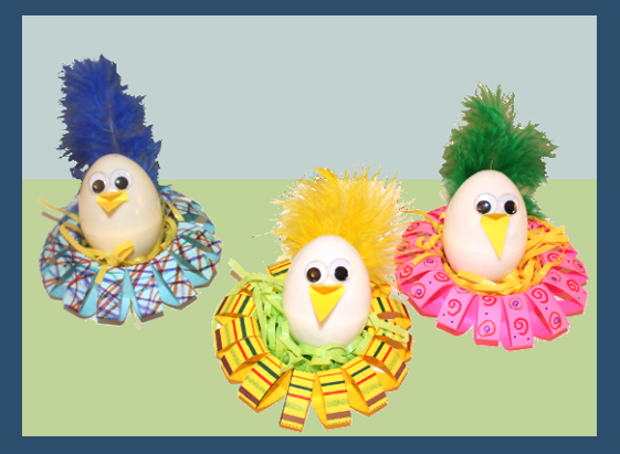 Bird Nest Craft