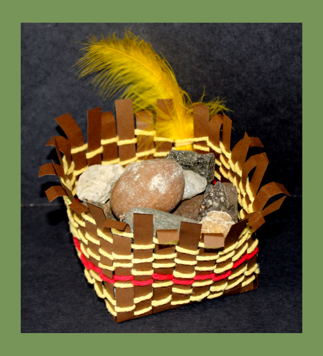 Neolithic Basket Craft