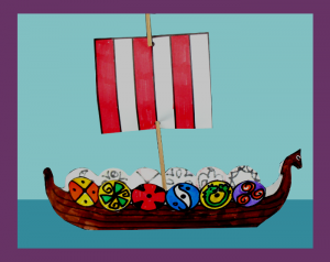 Viking Longboat Craft