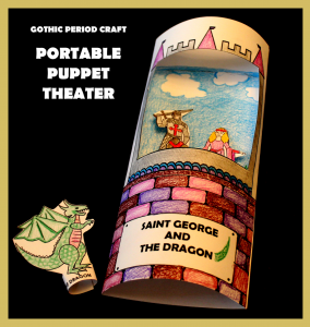 Gothic Period Puppet Theater