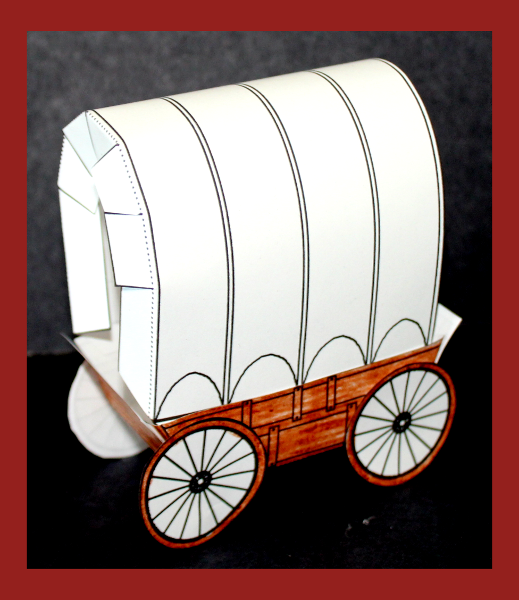 Conestoga Wagon Craft